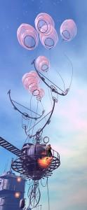 Balloontechnomages