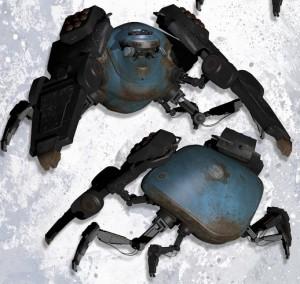 crabmech